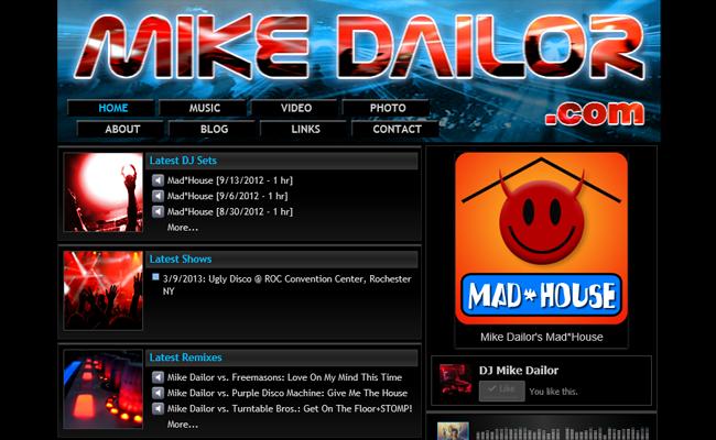 MikeDailor.com